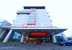 (1) @Hom Hotel Semarang