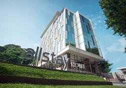 (1) Allstay Hotel Semarang