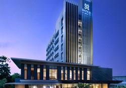 (1) Batiqa Hotel Cirebon