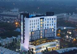 (1) Brits Hotel Karawang