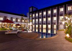 (1) Celecton Blue Hotel Karawang