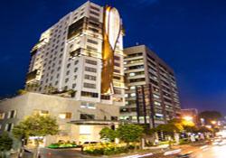 (1) Crown Prince Hotel Surabaya