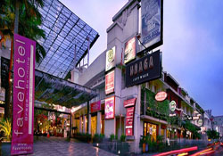 (1) Fave Braga Hotel Bandung