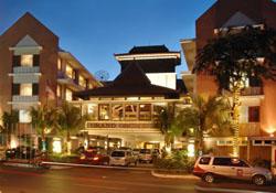 (1) Grand Orchid Hotel Solo