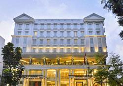 (1) Grand Savero Hotel Bogor