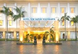 (1) New Saphir Hotel Yogyakarta