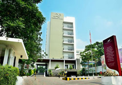 (1) Padjajaran Suite Hotel Bogor