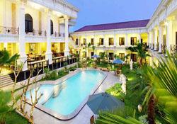 (1) The Grand Palace Hotel Yogyakarta