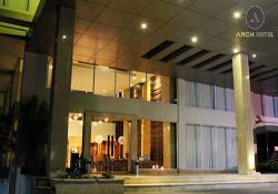 Arch Hotel Bogor Building Edit