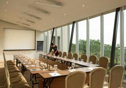 (1) Mahatma Gandhi Meeting Room Novotel Bandung