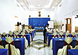 (2) Meeting Room Sahid Montana 2 Malang