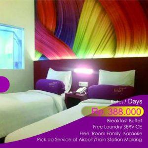 Room Package Fariz Hotel Malang