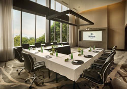 Rubix Meeting Room Hilton Hotel Bandung