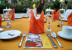 Table Manner Sahid Montana 2 Malang