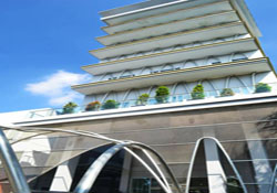 Building Ayola La Lisa Hotel Surabaya