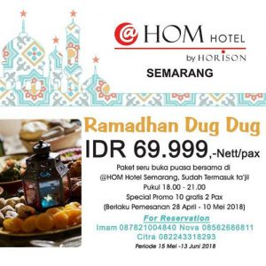Dug Dug @ Hom Hotel Semarang